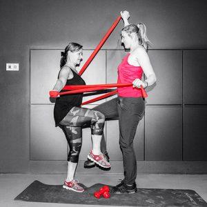 Personal Training bei Physiotherapie Koerperschwung