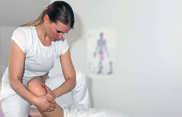 Huefttherapie bei Physiotherapie Körperschwung