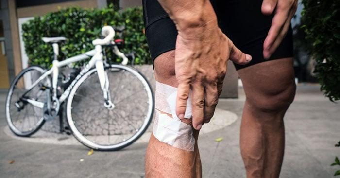 Sportverletzungen bei Physiotherapie Körperschwung