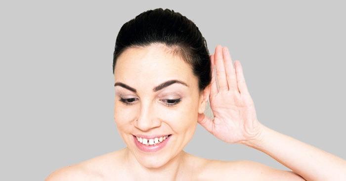 Tinnitus-Behandlung bei Physiotherapie Körperschwung